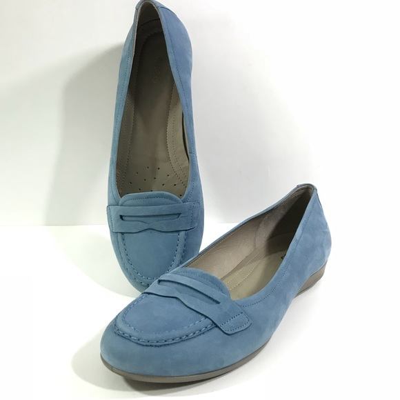 ecco womens moccasins